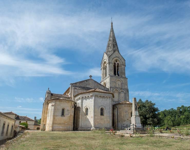 Eglise de Mombrier