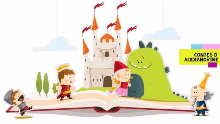 Alexandrine sera aussi avec nous avec ses contes pour les enfants à la fête du j…