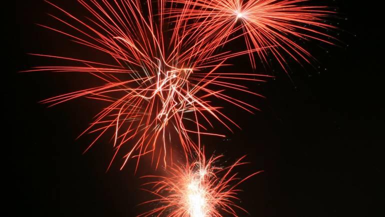 Fête foraine et feu d'artifice à St André de Cubzac.  La fête foraine sera …