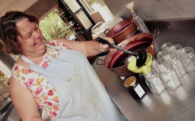 Corinne Pinto et ses « Délices de l'estuaire » – Bourg Cubzaguais Tourisme