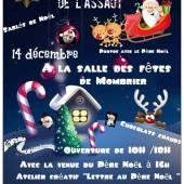 J-2    Cette année à L'Assaut organise son marché de Noël ainsi qu'un …