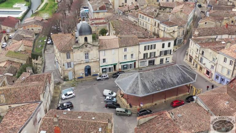Bourg sur Gironde 33