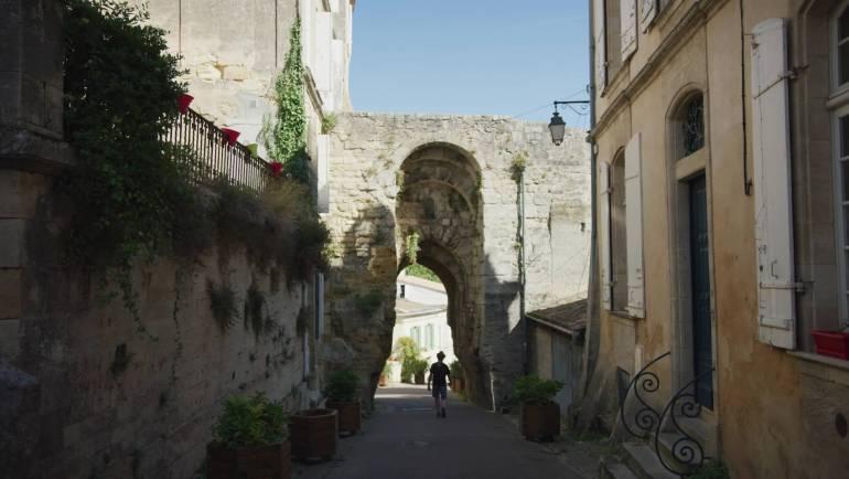 Bourg, village ancien