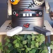 """Le robot """"T'chio pépère"""""""