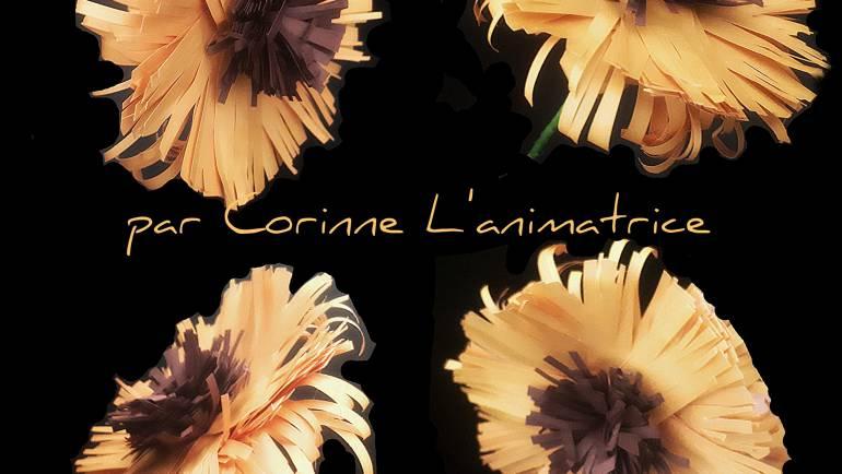 Le bouquet commence à s'étoffer encore une  par Corinne L'animatrice