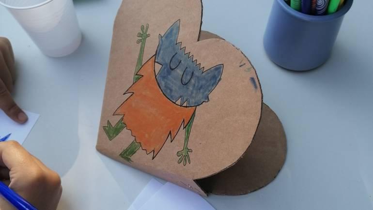 L'humeur était haute en couleur ce mercredi à L'assaut avec Noëlle notre bibliot…