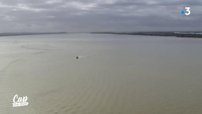 Cap Sud Ouest: Estuaire de la Gironde, mouvant et émouvant (replay)